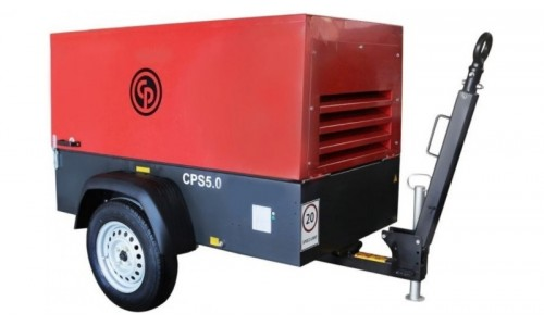 Дизельный компрессор Chicago pneumatic CPS 5.0