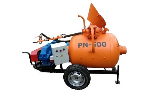 Смеситель- пневмонагнетатель ПН-500 (Беларусь)