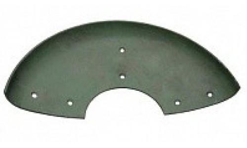 Защитная пластина смесителя - полумесяц А+В