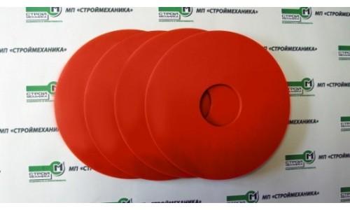 Комплект уплотнений на смеситель-пневмонагнетатель серии ТОПОЛЬ