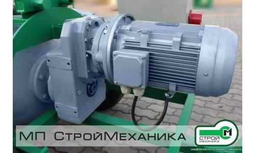Мотор редуктор для смесителя пневмонагнетателя СО-241Н ТОПОЛЬ