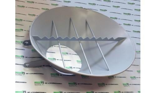 Воронка загрузочная для смесителя-пневмонагнетателя серии ТОПОЛЬ