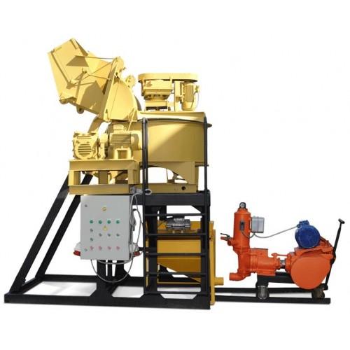 Установка приготовления и подачи раствора УППР-1