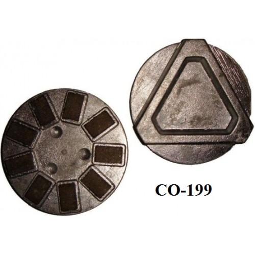 Алмазная фреза с прочной связкой СО-199