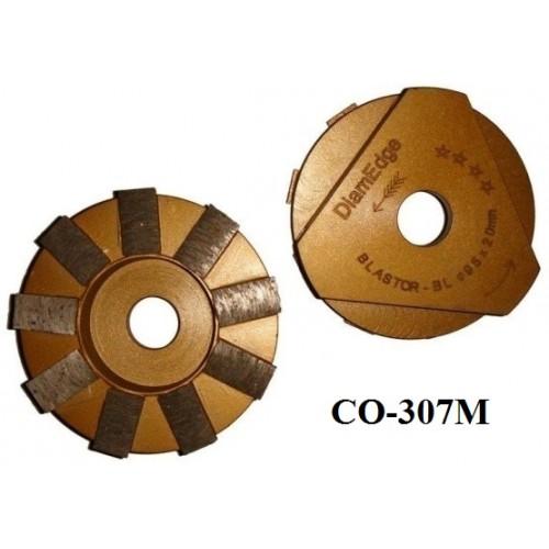 Алмазная фреза с экономичной связкой СО-307М