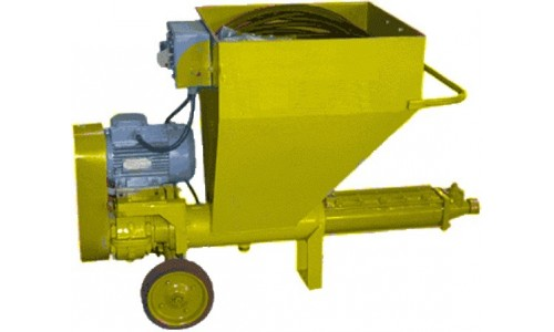 Шпаклевочный агрегат СО-150А